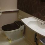 2階貸家トイレ